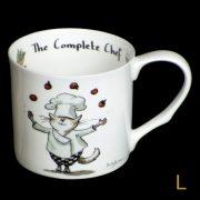 NLM232 The Complete Chef