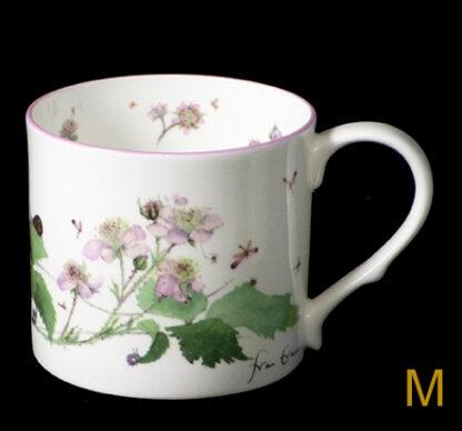 Bramble Blossom Medium Mug