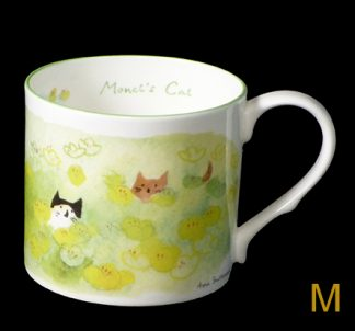 Monet's Cats medium mug