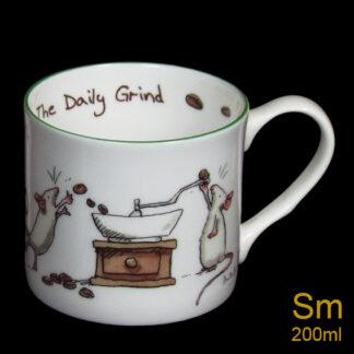 Daily Grind Small Mug