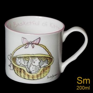 Basketful of Kittens Mug
