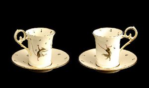 Mice Plain Demitasse