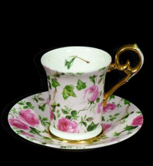 Plain Demitasse