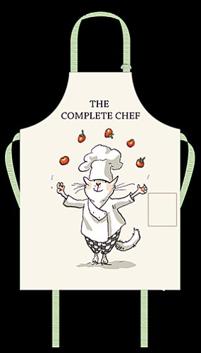 Complete Chef Apron