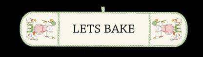 Lets Bake Oven Glove