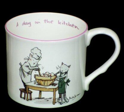 day in Kitchen