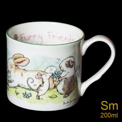 Furry Friends Mug