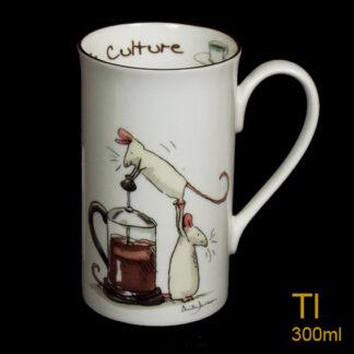 Cafe Culture Tall Mug