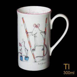 Standing Tall Mug