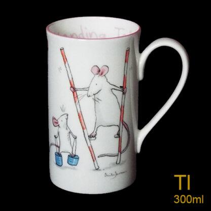 Standing Tall - Tall Mug