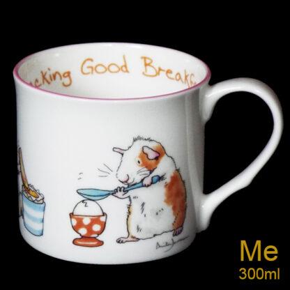 Cracking Good Breakfast Medium Mug