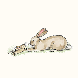 Chatting Tile by Anita Jeram