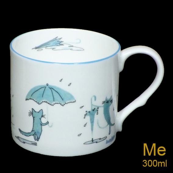 Chats Blue Mug