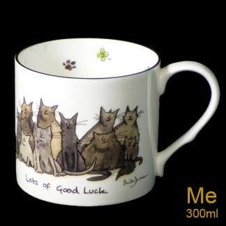 Lots of Good Luck medium mug