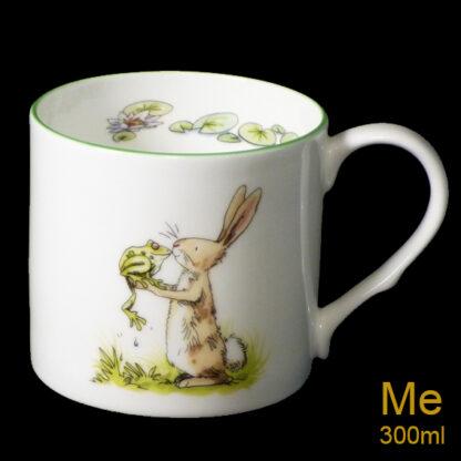 Frog Prince Medium Mug