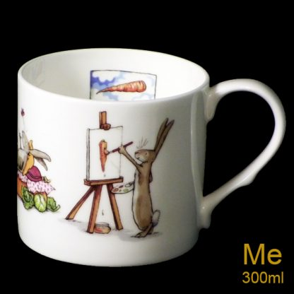 DREAM bone china mug