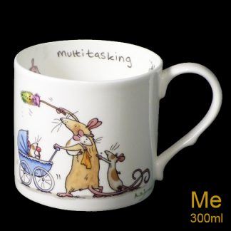 Multitasking medium mug