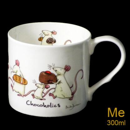 Chocoholics medium mug