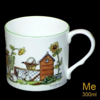 bunny boulevard mug