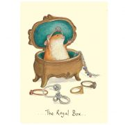 The Royal Box Hamster