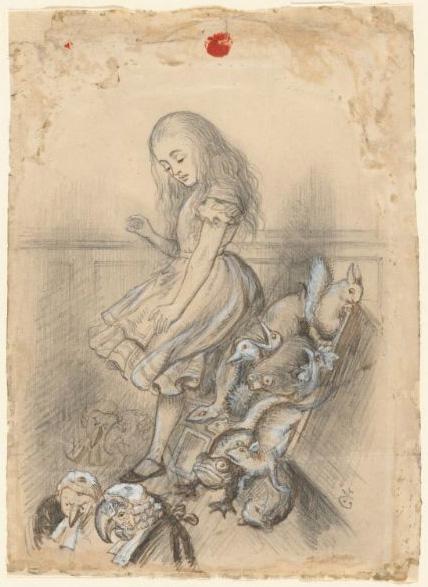 Alice in Wonderland 1864