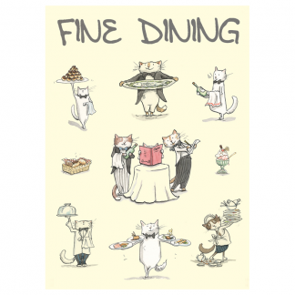 Fine Dining Card