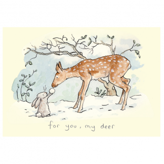 For You My Deer