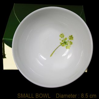 Queen Annes Lace Bowl
