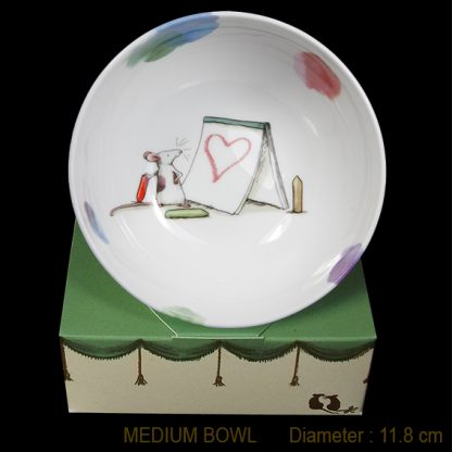 Art Club Medium Bowl