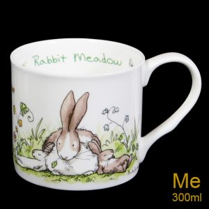 Rabbit Meadow Mug