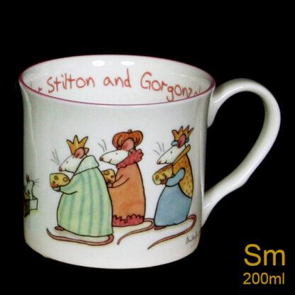 Anita Jeram Christmas Mug