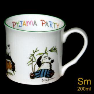 Pyjama party mug