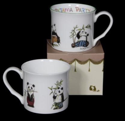 Pyjama Party Mug by anita Jeram