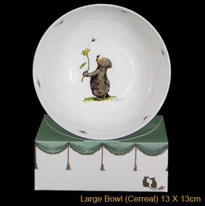 Bee Mine Bowl by Anita Jeram