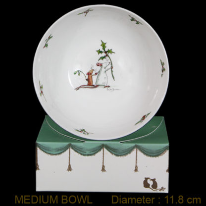 Medium Christmas Bowl