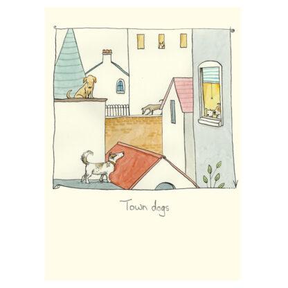 M324 Town Dogs by Anita Jeram