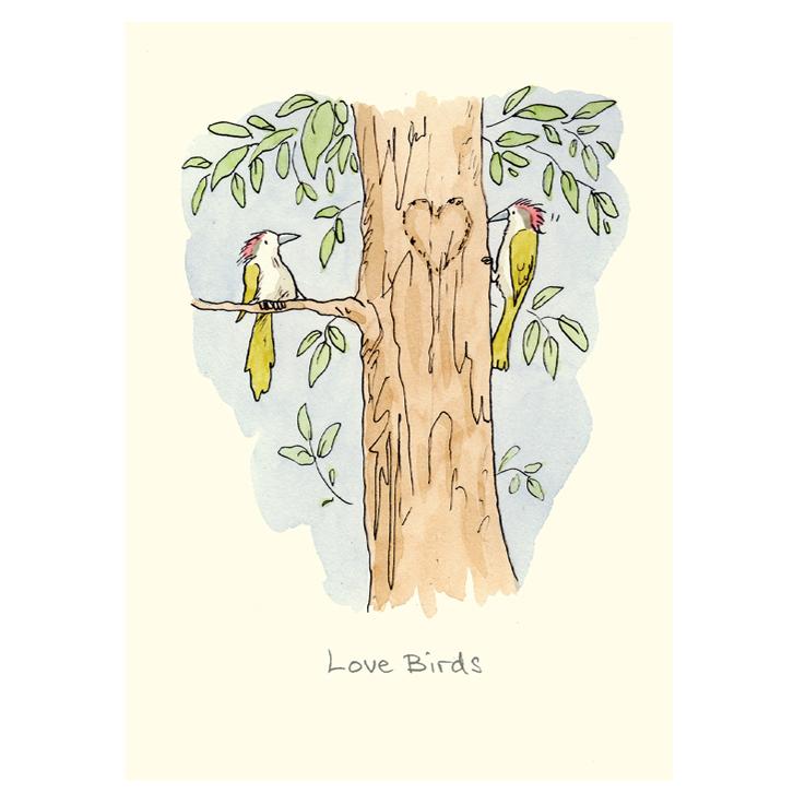 M325 Love Birds by Anita Jeram
