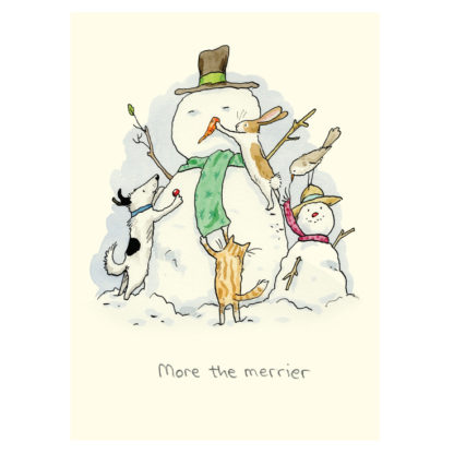 XM145 The more the Merrier by Anita Jeram r