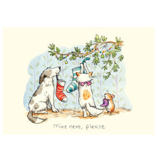 XM143 Mine Next Please by Anita Jeram