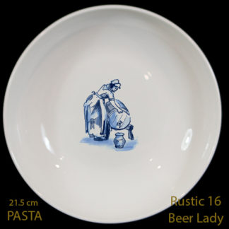 Beer Lady Pasta Dish