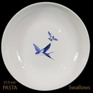 Swallows Pasta Dish
