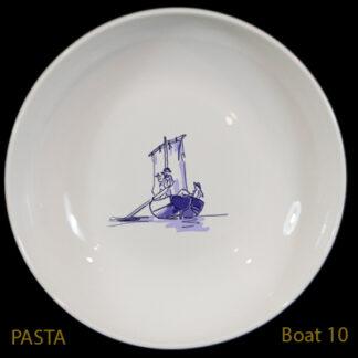 Pasta Boat 10 William Pyne