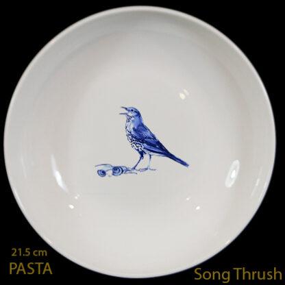 Song Thrush Pasta Dish