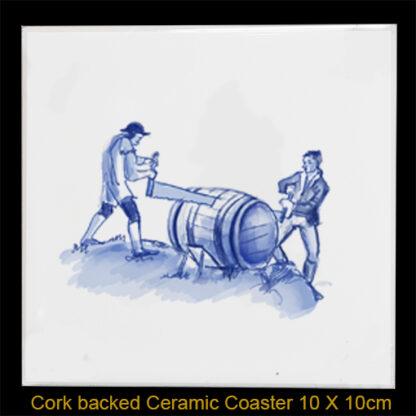 Coaster Barrel Cutters