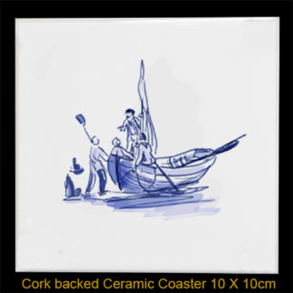 Coaster Boat 13