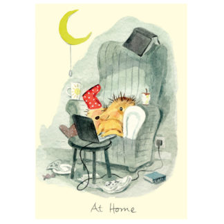At Home Card Anita Jeram
