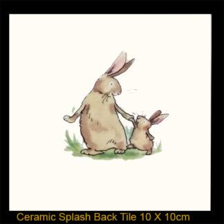 Walking Together Rabbits Anita Jeram