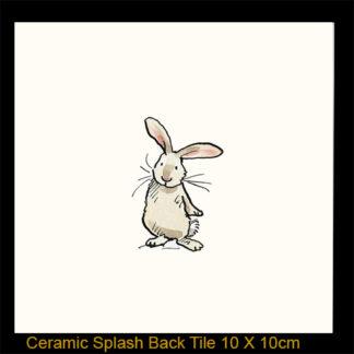 posing rabbit by Anita Jeram