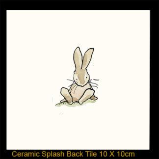 Sitting Rabbit by Anita Jeram