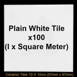 splash back tiles x 100